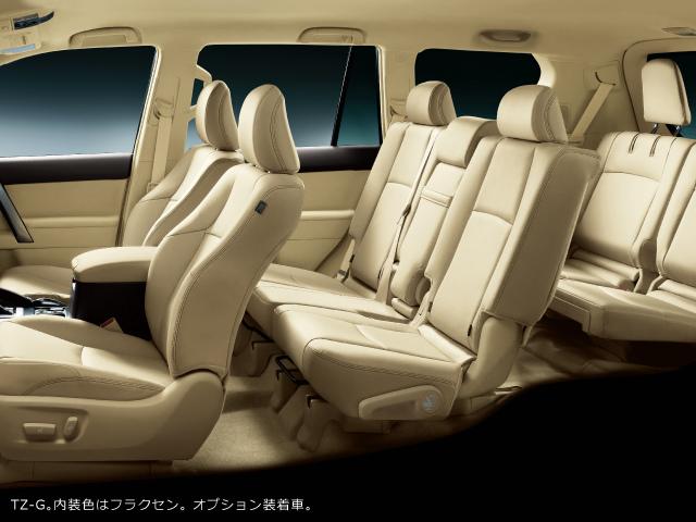 トヨタ ランドクルーザー プラド 2015