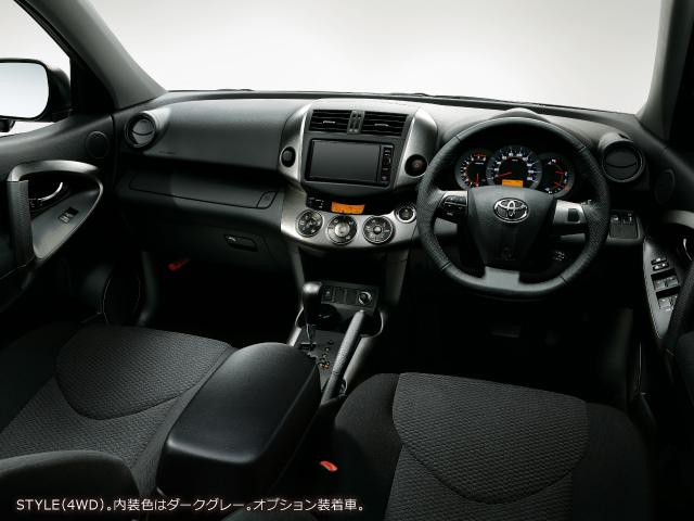 トヨタ RAV4 2015