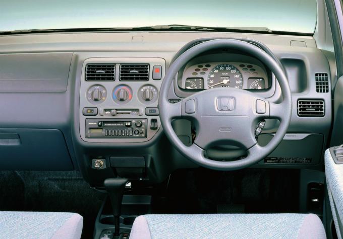 ホンダ キャパ 1998-'02
