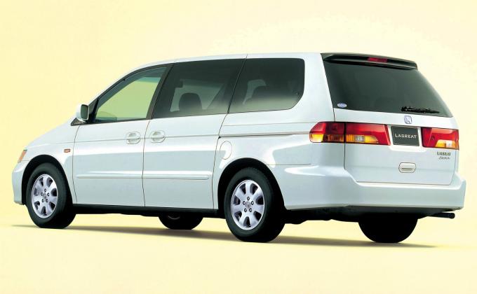 ホンダ ラグレイト 1999-'04