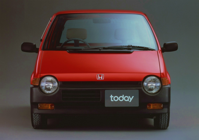ホンダ トゥデイ 1985-'88