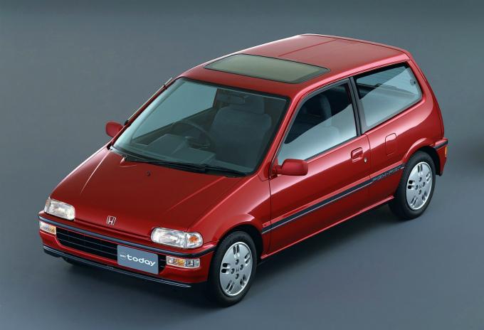ホンダ トゥデイ 1988-'93