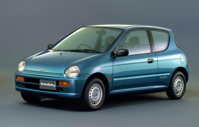 ホンダ トゥデイ 1993-'96