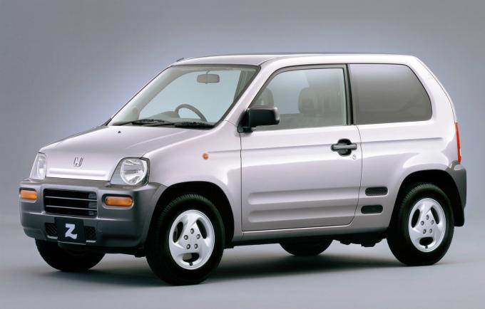 ホンダ Z ターボ 1998-'02