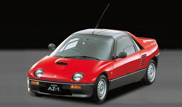 オートザム AZ-1 1992-'94 (出典:gazoo.com)