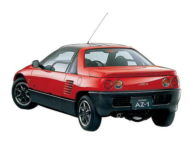 オートザム AZ-1 1992-'94