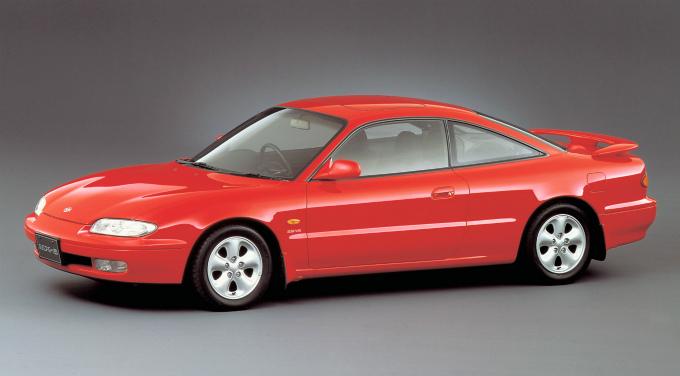 マツダ MX-6 1992-'95