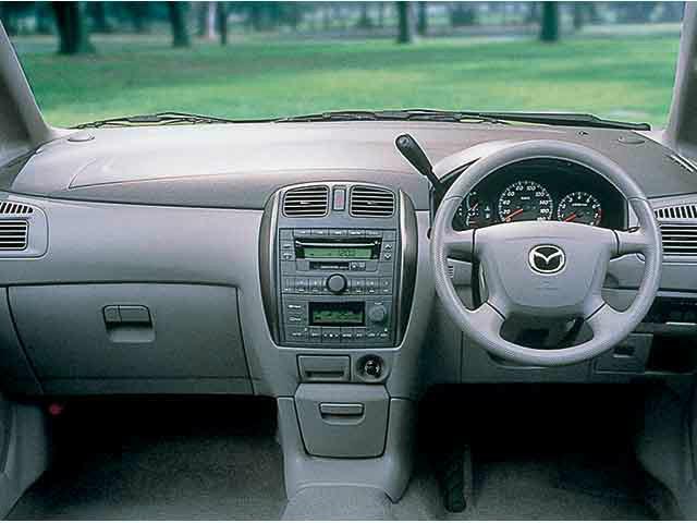 マツダ プレマシー 1999-'05