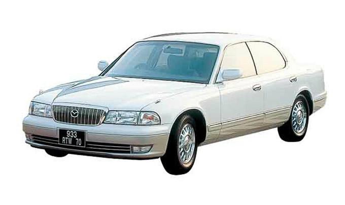 マツダ センティア 1995-'00