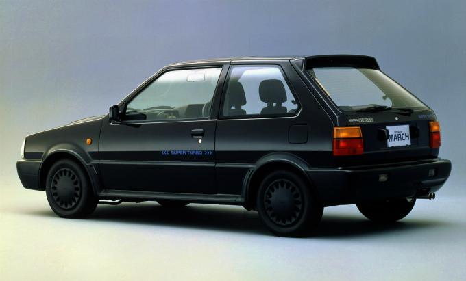日産 マーチ スーパーターボ 1989-'91