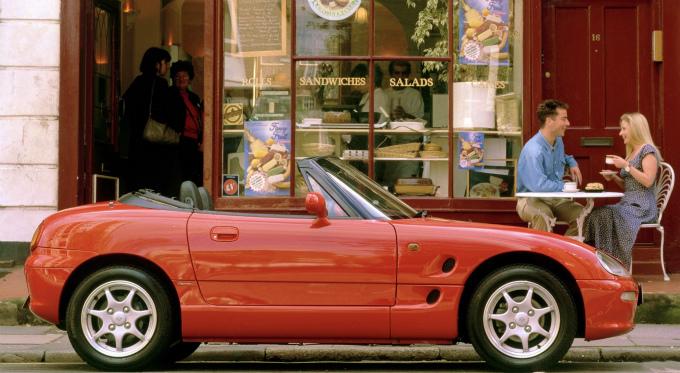 スズキ カプチーノ 1991
