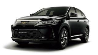 トヨタ 新型ハリアー/ハイブリッド値引き2017年12月-納期/実燃費/価格の評価