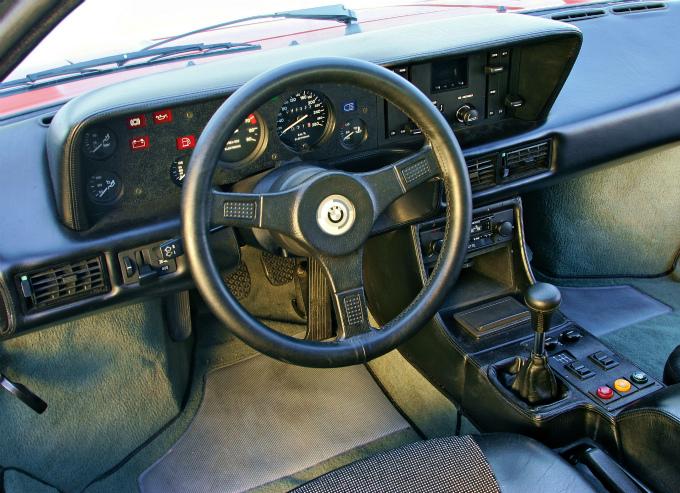 BMW M1 1978-81