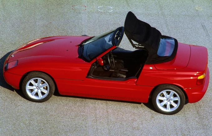 BMW Z1 1989-91