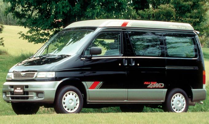 マツダ ボンゴ フレンディー 1995-'06