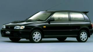 日産 パルサー GTI-R (N14 '90-'95):パルサー史上最高の高性能を備えたホットハッチ