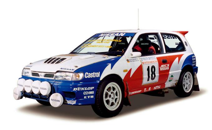 日産 パルサー GTI-R Gr.A 1991-'92