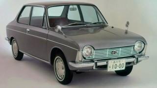 スバル1000 ('66-'69):画期的だった水平対向エンジン縦置きのFFセダン