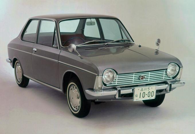 スバル1000 2Dr 1966-'69