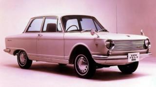 スズキ フロンテ800 ('65-'69):ハンドメイドで少量生産された2サイクル大衆車