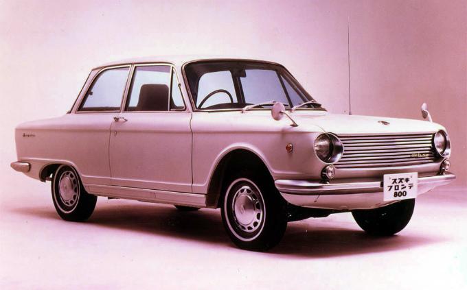 スズキ フロンテ800  1965-'69