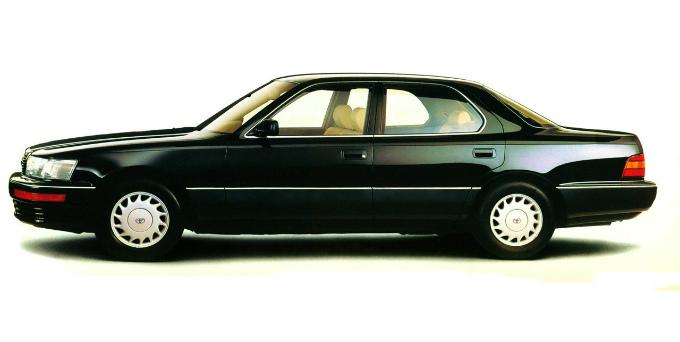 トヨタ セルシオ 1989-'94