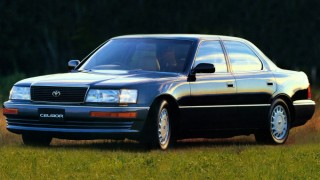 トヨタ セルシオ (初代 F10 '89-'94):いつかはクラウンのヒエラルキーを超えた歴史に残る高級セダン