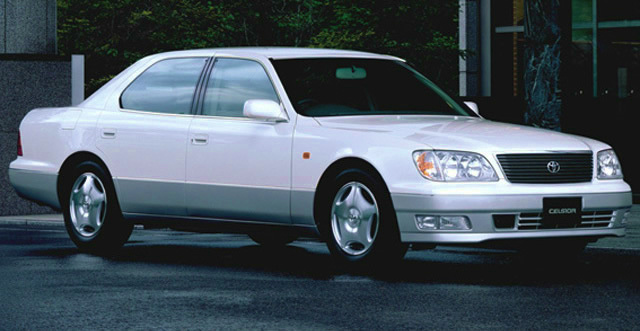 トヨタ セルシオ 1994-'00