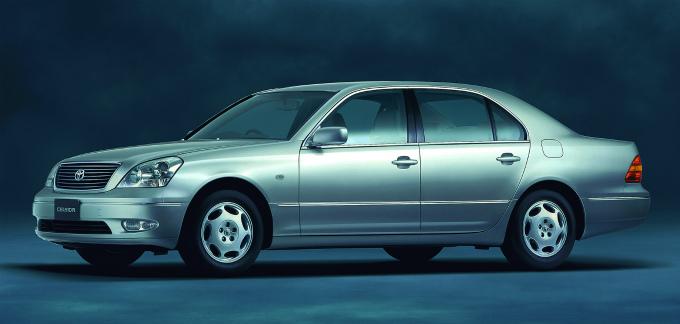トヨタ セルシオ 2000-'06