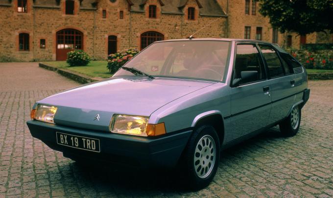 シトロエン BX 1982