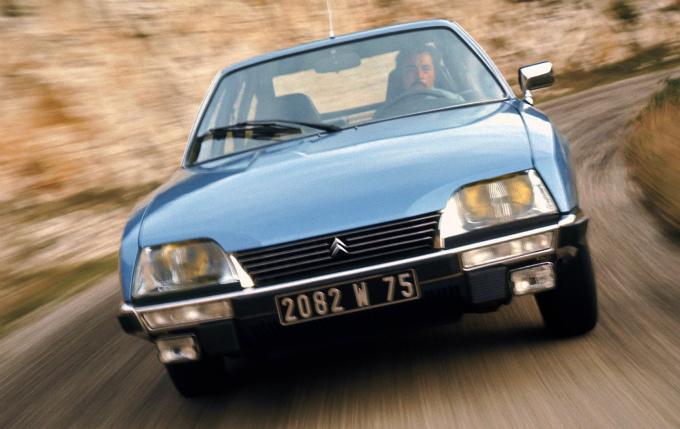 シトロエン CX 1974