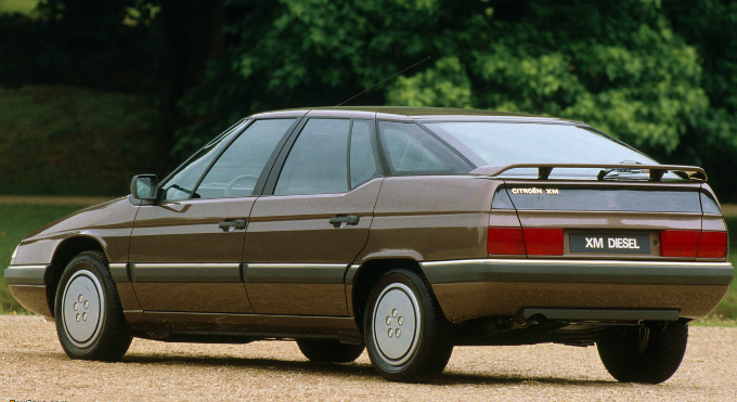 シトロエン XM 1989