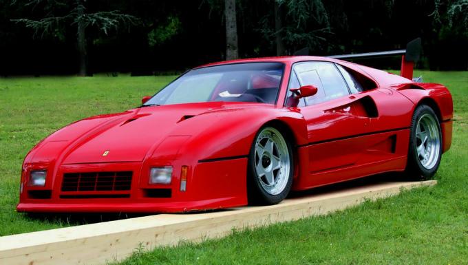 フェラーリ 288GTO Evoluzione 1986