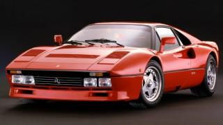 フェラーリ 288GTO ('84-'85):308GTBベースのスーパーマシン