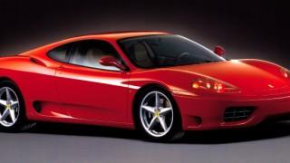 フェラーリ 360モデナ/スパイダー ('99-'05):F355後継のV8ミッドシップ