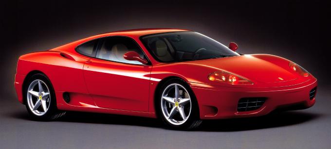 フェラーリ 360モデナ 1999