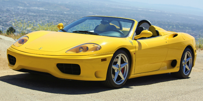 フェラーリ 360スパイダー 2000