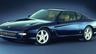 フェラーリ 456 ('92-'03):412の後を継いだV12 FRの2+2GT