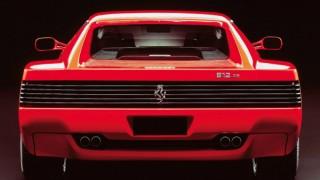 フェラーリ 512TR ('91-'94):パフォーマンスが向上したテスタロッサの後継モデル