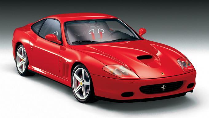 フェラーリ 575Mマラネロ 2002