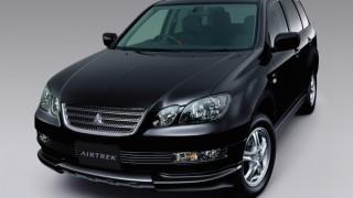 三菱 エアトレック ('01-'05):ミニバン・ワゴン・SUVの特徴を併せ持つ都市型クロスオーバー [CU2W/4W]