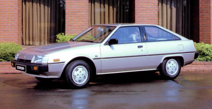 三菱 コルディア 1982