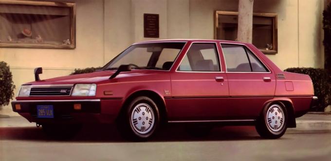 三菱 トレディア 1982