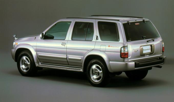 日産 テラノ Regulus 1997