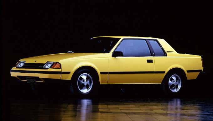 トヨタ セリカ クーペ US仕様 1981