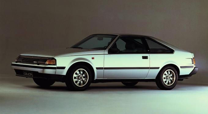 トヨタ セリカ リフトバック 1981