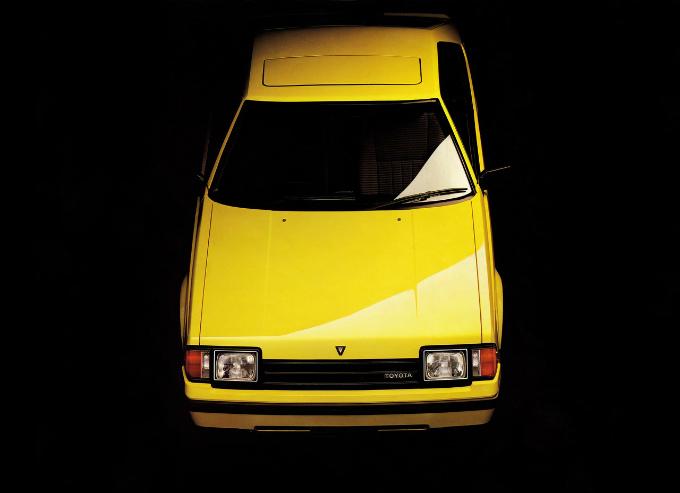 トヨタ セリカ リフトバック UK仕様 1981