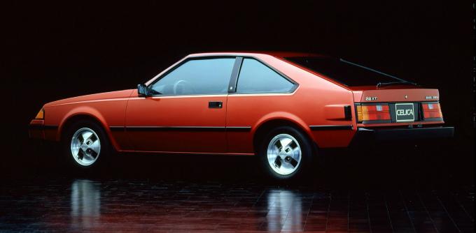 トヨタ セリカ リフトバック US仕様 1981