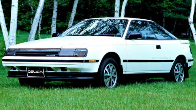 トヨタ セリカ 2.0GT-R 1985
