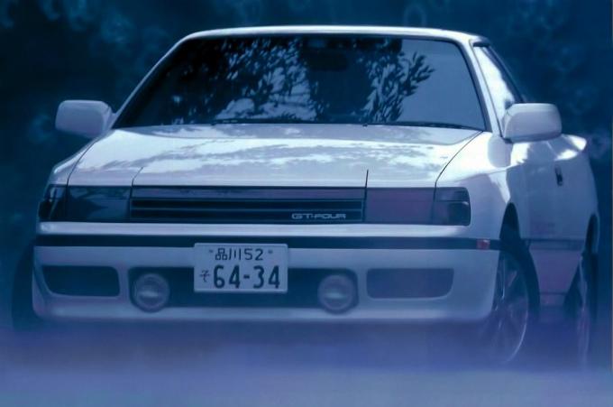トヨタ セリカ GT-Four 1986